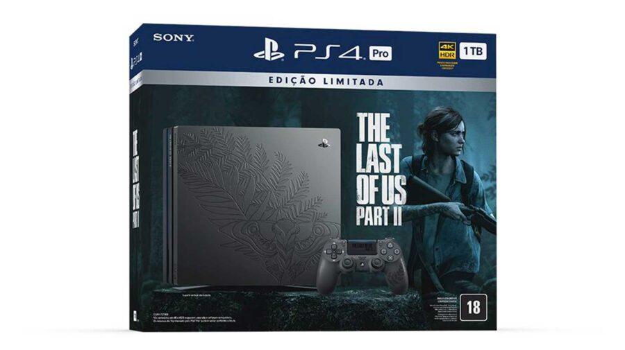 PS4 Pro ganhará edição limitada com temática de The Last of Us Part II no Brasil