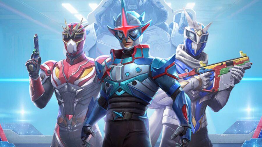 PUBG Mobile: Jogadores se transformam em super-heróis na nova temporada