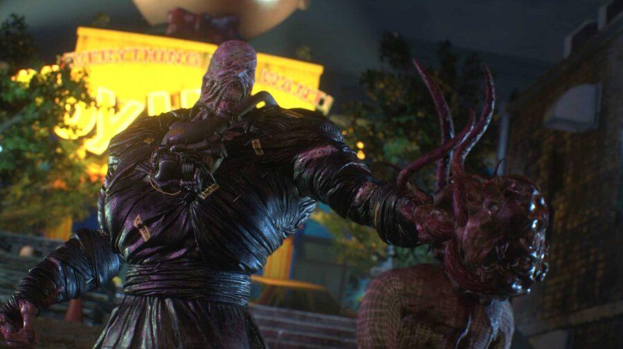 Capcom alterou Nemesis no remake de Resident Evil 3 por causa de Resident Evil 4