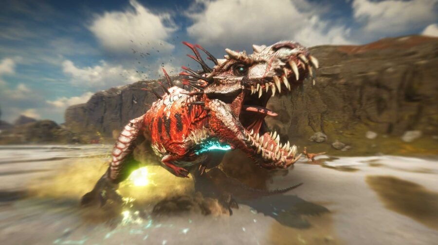 Encare dinossauros mutantes em Second Extinction, novo shooter co-op online para PC e Xbox