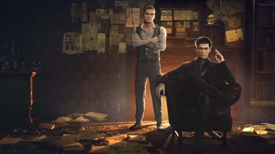 Sherlock Holmes Chapter One anunciado para PC, PlayStation 4 e Xbox One