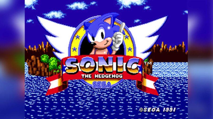 Vídeos mostram protótipos de Sonic e outros jogos de Mega Drive