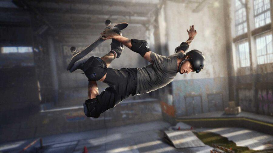 Demo de Tony Hawk's Pro Skater 1+2 já está disponível para quem comprou jogo na pré-venda