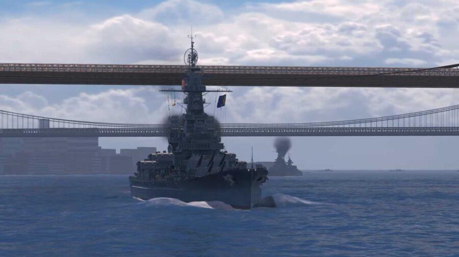 Veja como foi o desfile da marinha de World of Warships para o Dia da Vitória