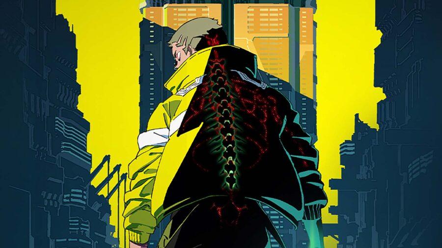 Anime Cyberpunk: Edgerunners chega em 2022 na Netflix