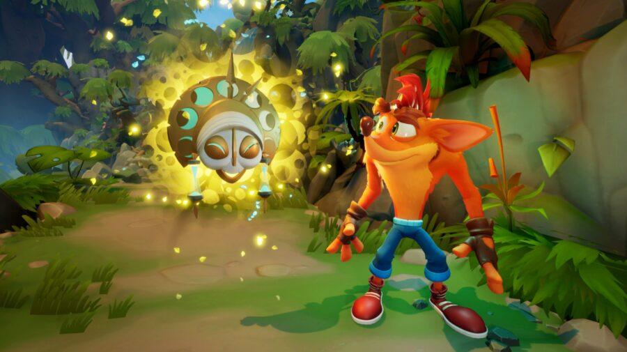 Crash Bandicoot 4 ganha novo vídeo mostrando jogabilidade em ilha pirata