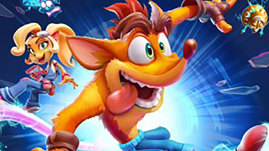 Crash Bandicoot 4: It's About Time é classificado em Taiwan para PS4 e Xbox One