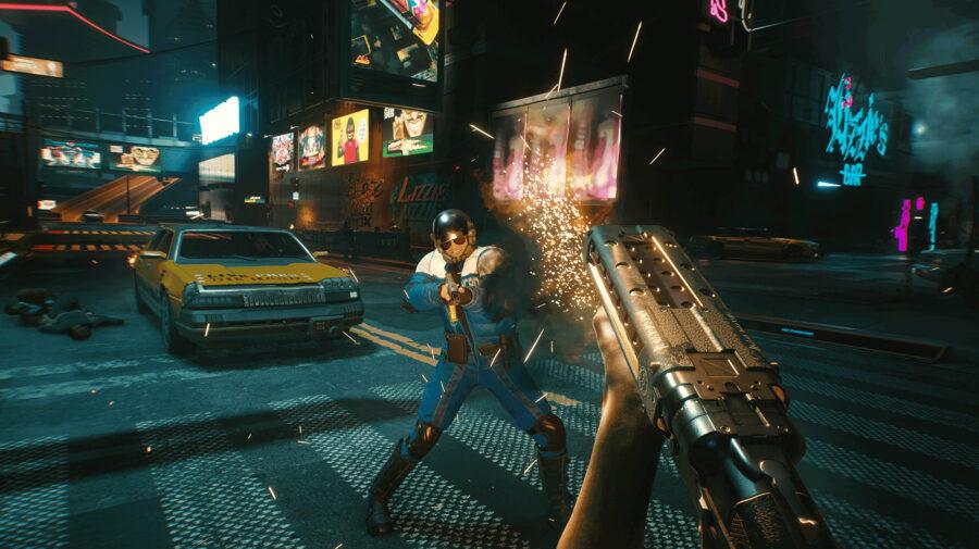 CD Projekt mostra Cyberpunk 2077 rodando no Xbox One X e Xbox Series X