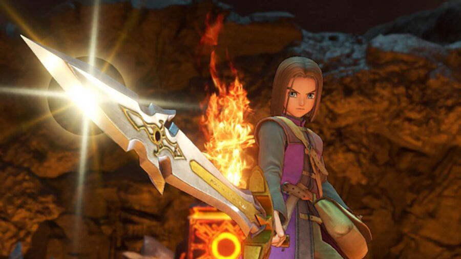 Dragon Quest XI e mais jogos para Switch em promoção na eShop brasileira