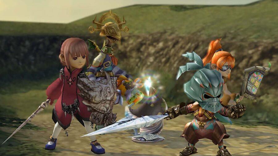 Remaster de Final Fantasy Crystal Chronicles terá versão gratuita no lançamento