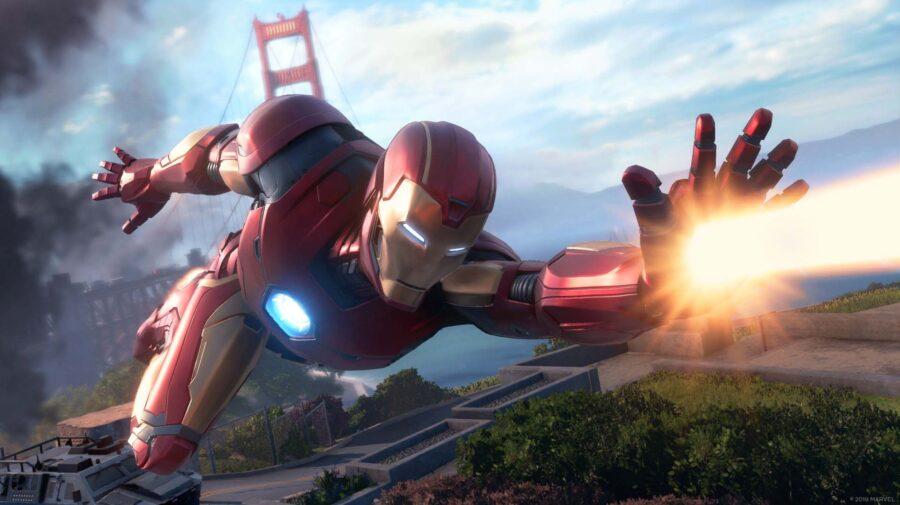Marvel's Avengers poderá ser jogado em 4K dinâmico e 60 fps no PS5 via modo de desempenho