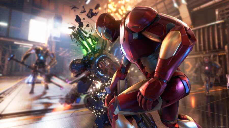 Marvel's Avengers será lançado para PS5 e Xbox Series X no final do ano
