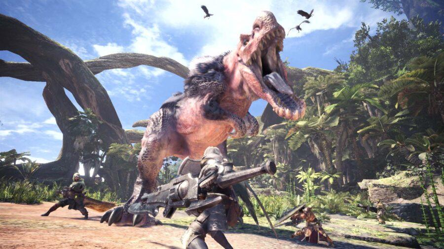 Capcom planeja produzir um Monster Hunter voltado para adolescentes