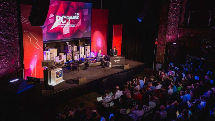 PC Gaming Show e Future Games Show são adiados para 13 de junho
