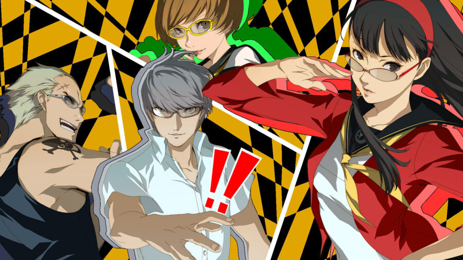 Persona 4 Golden chega ao PC (Steam) por R$ 67,99