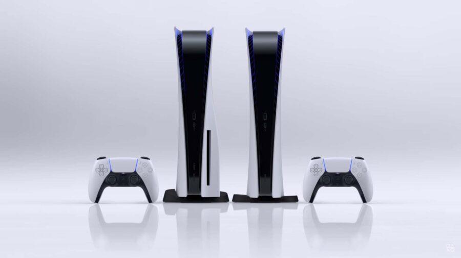 PlayStation 5 chega em 12 de novembro por US$ 499 e US$ 399