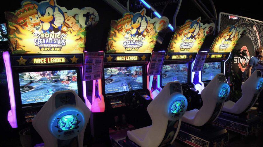 Grande anúncio da Sega era serviço de jogos em nuvem para arcades japoneses