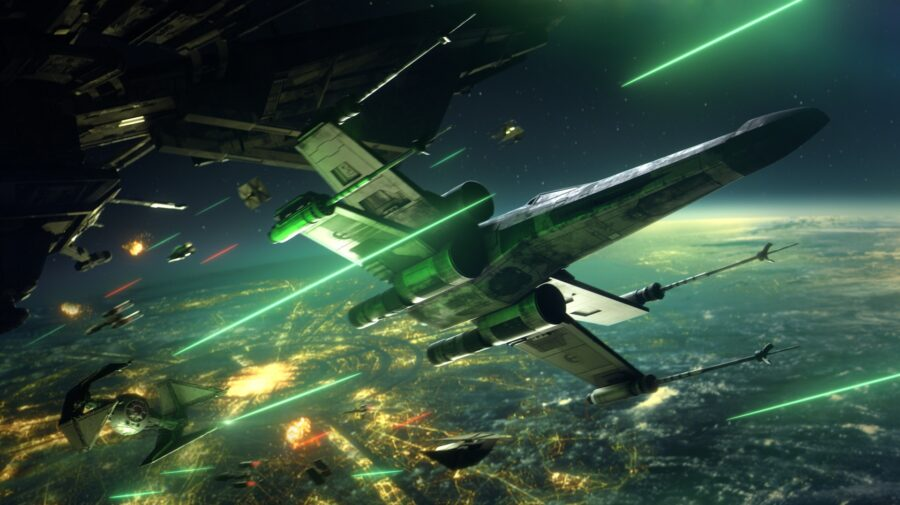 Veja os requisitos para jogar Star Wars: Squadrons no PC