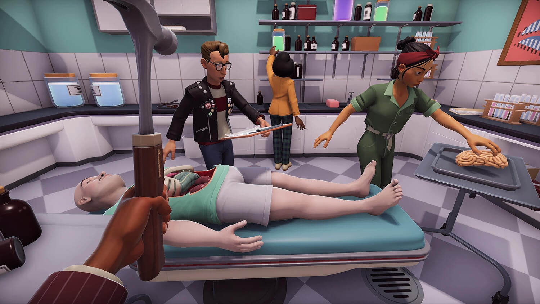 Surgeon Simulator 2 Da Inicio A Semana De Acesso Antecipado