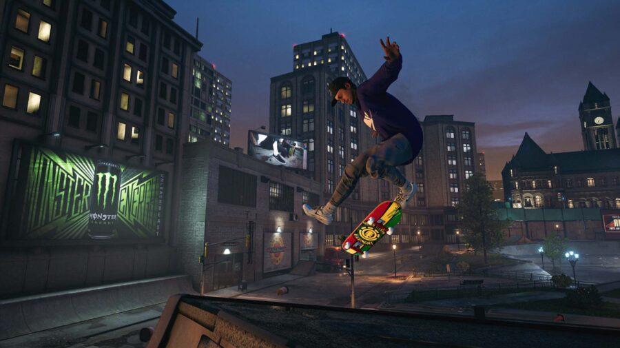 Jack Black está jogável em Tony Hawk's Pro Skater 1+2; saiba como desbloqueá-lo