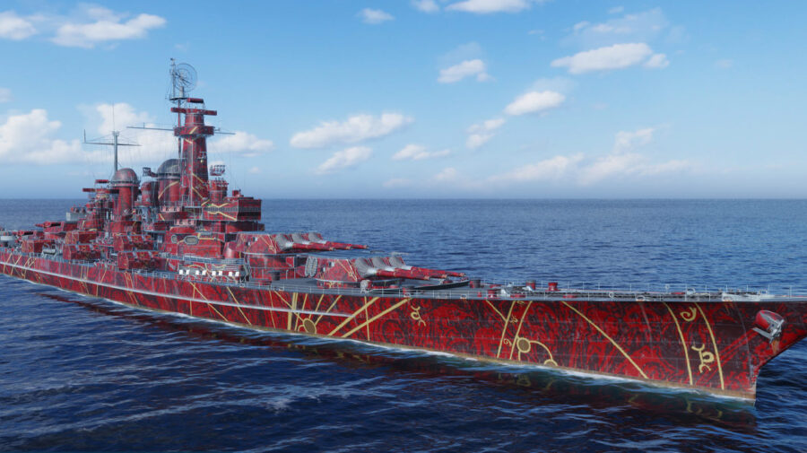 Conteúdos de Warhammer 40.000 chegam em World of Warships