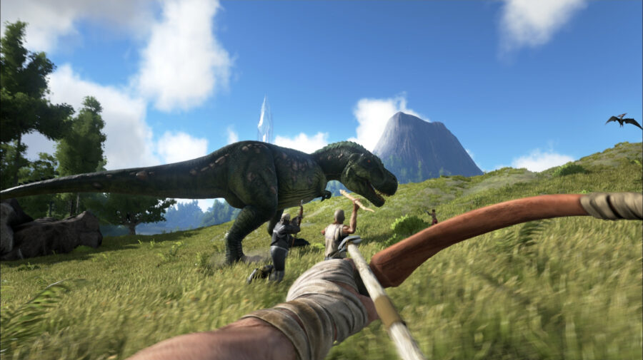 Conquistas estão começando a ser implementadas na Epic Games Store