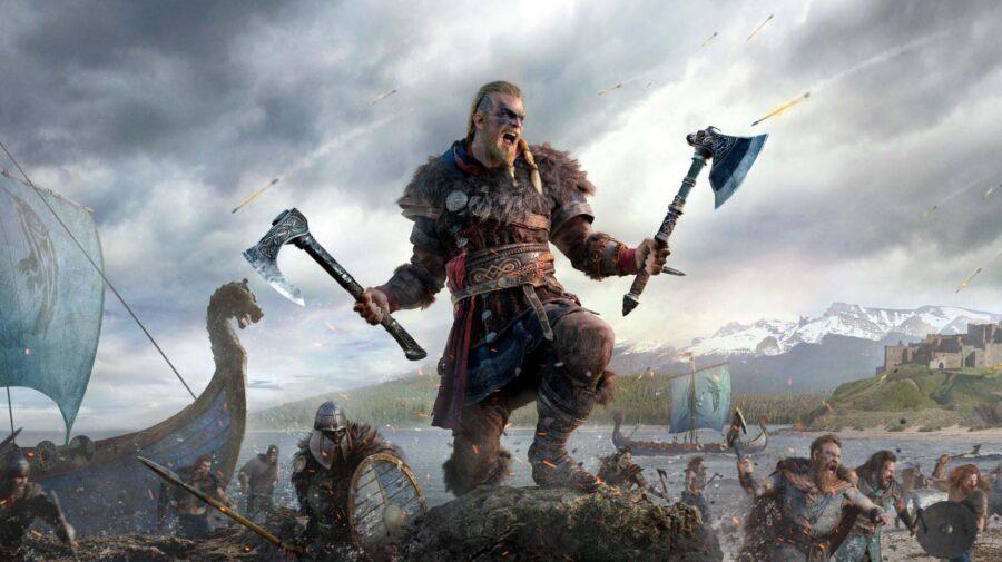 Assassin's Creed Valhalla de graça na compra de processadores AMD Ryzen