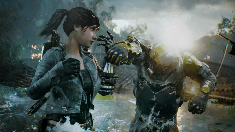 Trailer para Bright Memory: Infinite apresenta mais de sua jogabilidade frenética