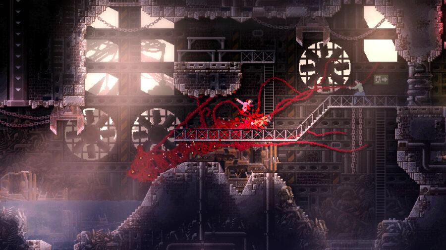 Carrion, jogo de terror onde você é o monstro, chega no dia 23 de julho para PC, Switch e XONE