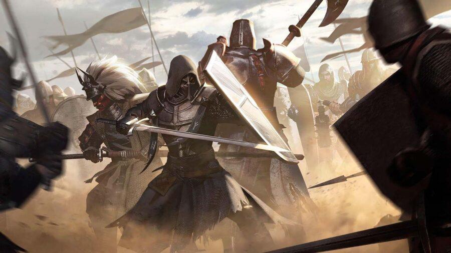 Conqueror's Blade chega ao Brasil e fornece experiência de guerra medieval