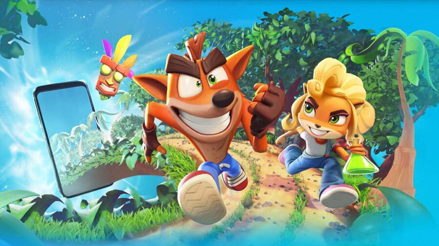 Crash Bandicoot: On the Run recebe trailer e chega em breve para Android e iOS