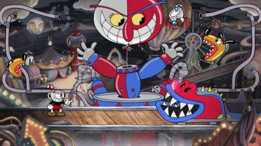 Cuphead chega ainda hoje para PlayStation 4