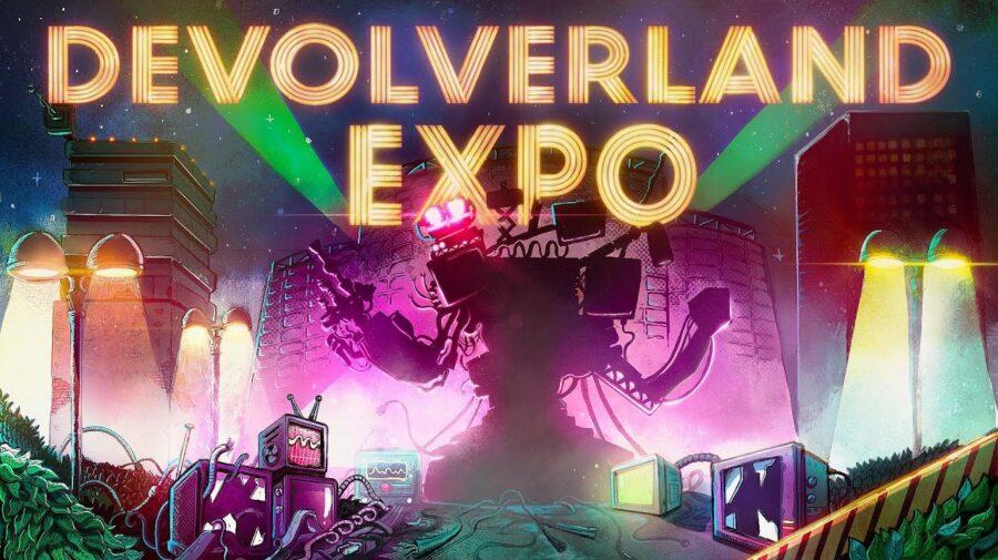 """Devolverland Expo é um """"simulador de marketing"""" disponível de graça no Steam"""
