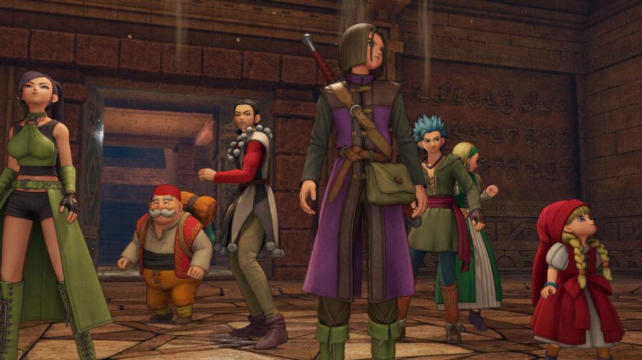 Dragon Quest XI S chega em 4 de dezembro para Xbox One e PC via Game Pass