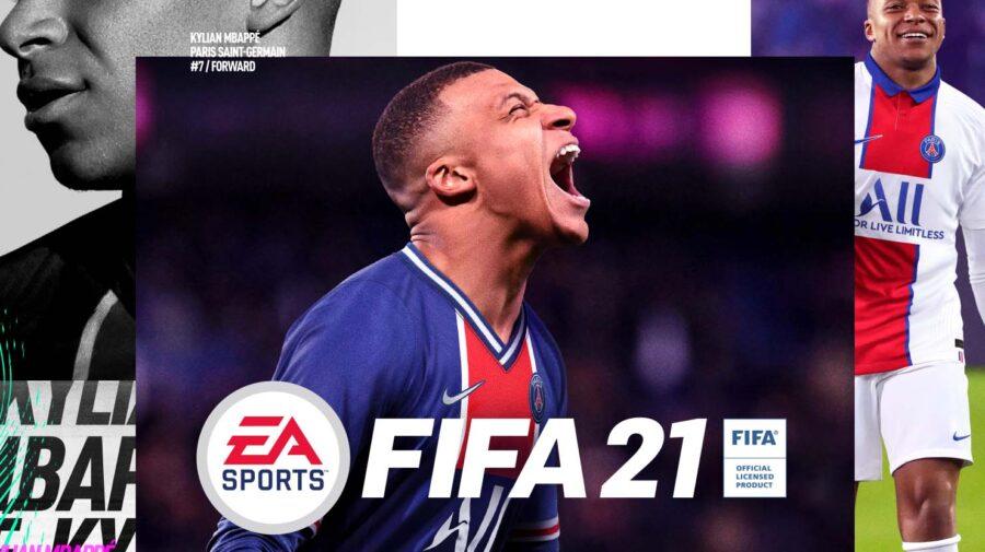 Mbappé, craque do PSG, é capa de FIFA 21; trailer sai nesta quinta (23)