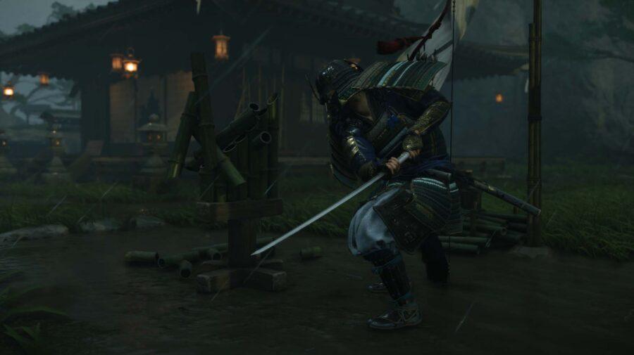 Ghost of Tsushima receberá opções para deixar combates mais fáceis ou mais difíceis