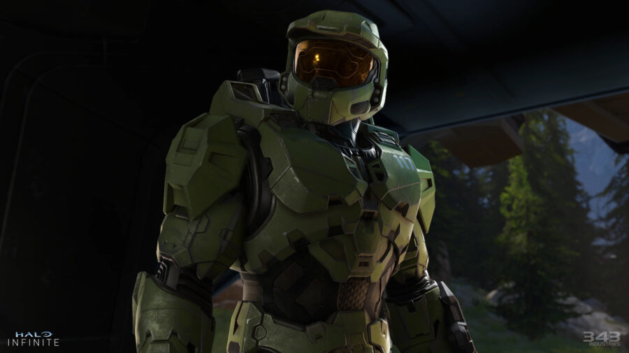 Assista a oito minutos da campanha de Halo Infinite rodando em 4K e 60 fps