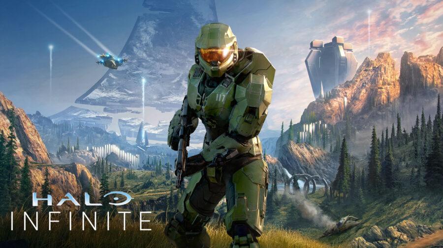 Microsoft mostra capa de Halo Infinite, cuja jogabilidade poderemos ver nesta quinta (23)