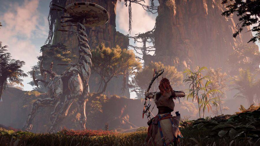 Horizon Zero Dawn chega ao PC no dia 7 de agosto e ganha trailer destacando melhorias