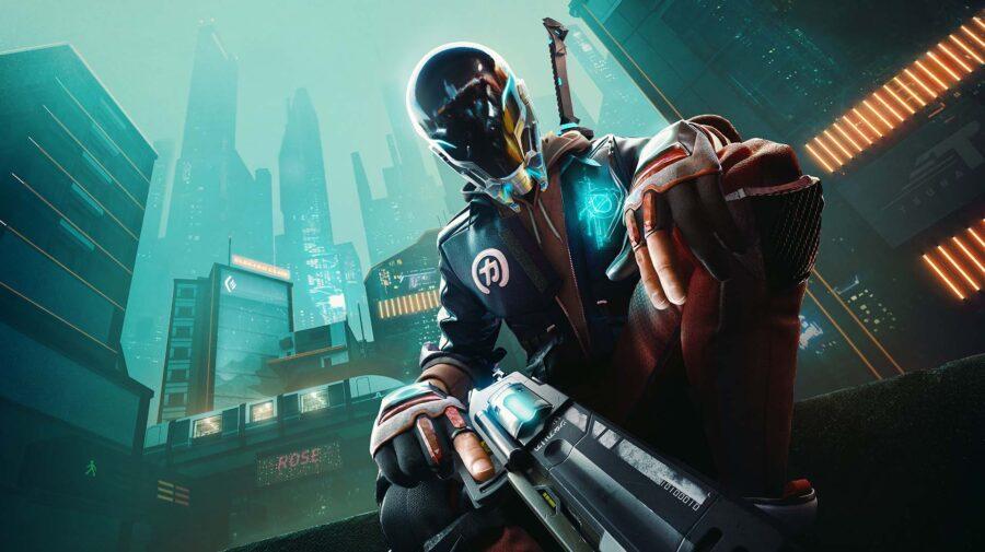 Hyper Scape é o Battle Royale gratuito da Ubisoft para PC, PS4 e Xbox One