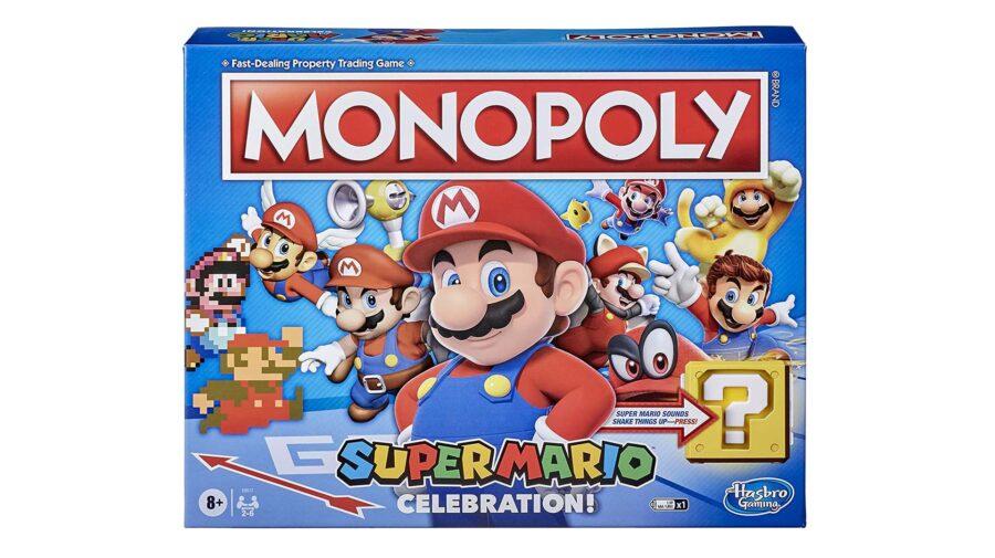 Não é só LEGO: Outros brinquedos de Super Mario serão lançados este ano