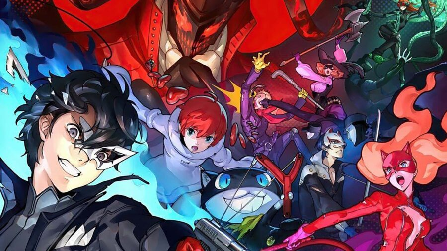 Persona 5 Scramble: The Phantom Strikers será lançado no ocidente