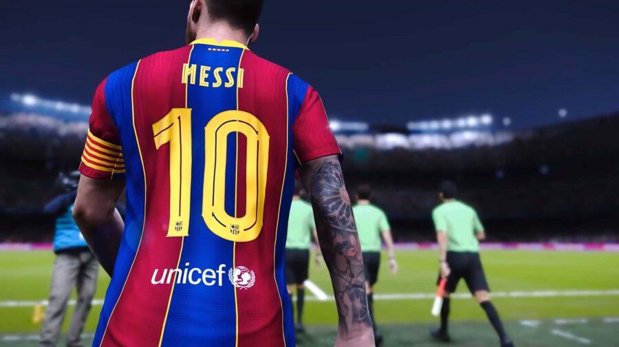 PES 2021 chega no dia 15 de setembro para PC, PlayStation 4 e Xbox One