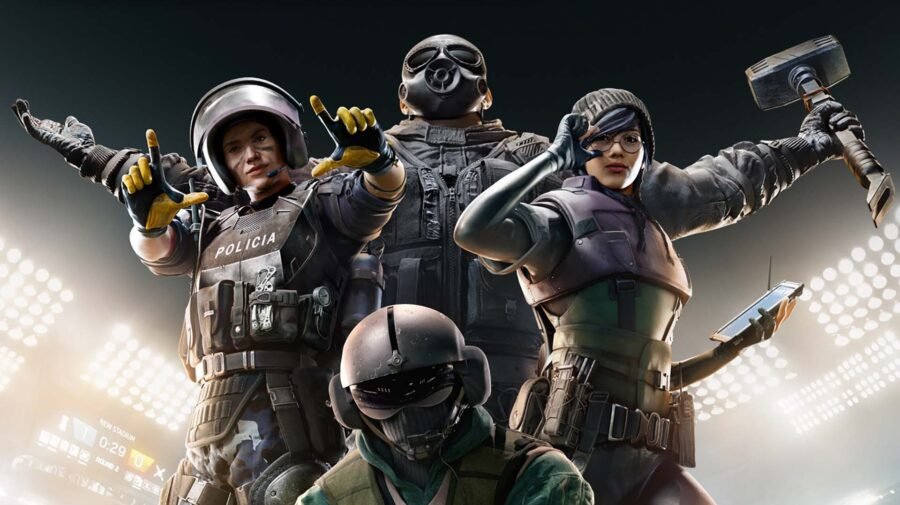 Rainbow Six Siege pode estar a caminho do Xbox Game Pass