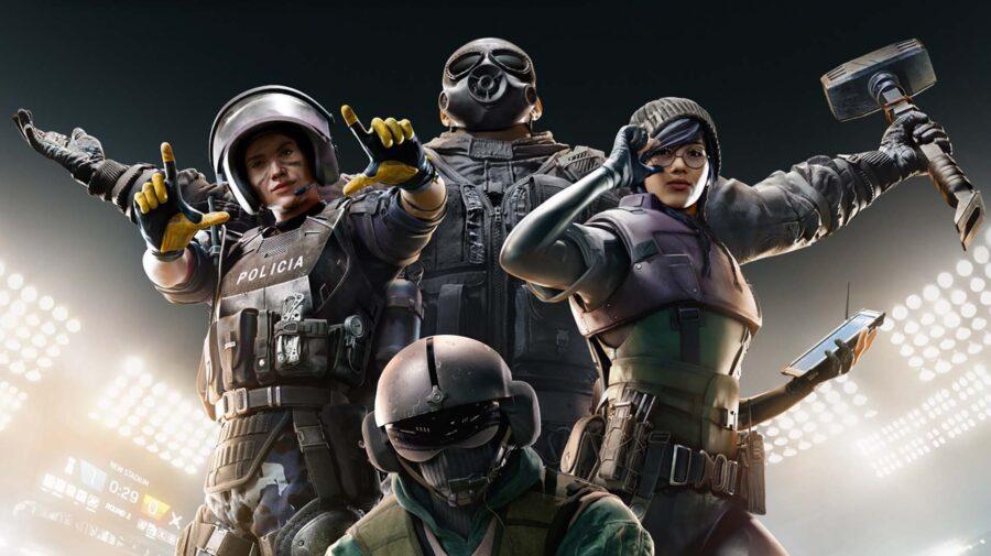 Promoção oferece Rainbow Six Siege Gold Edition na compra de GeForce RTX