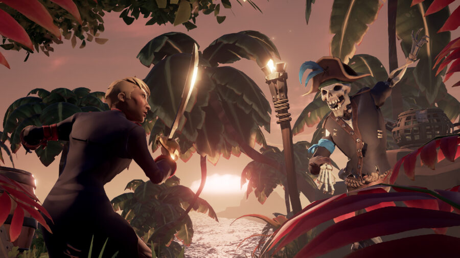 Sea of Thieves ultrapassa marca de 15 milhões de jogadores
