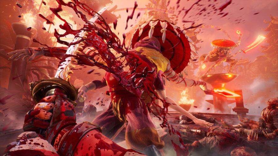 Trailer para Shadow Warrior 3 mostra 17 minutos de jogabilidade