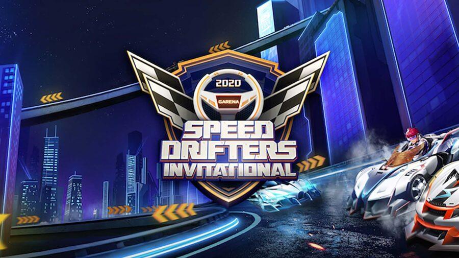Torneio Garena Speed Drifters Invitational acontece neste fim de semana
