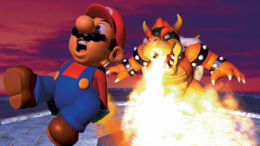 Vazam na internet códigos-fonte e materiais de jogos da Nintendo dos anos 90