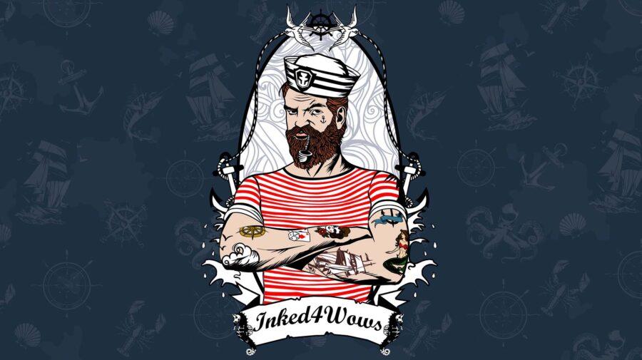World of Warships realiza concurso e dará US$ 1.000 para quem tiver a melhor tatuagem naval